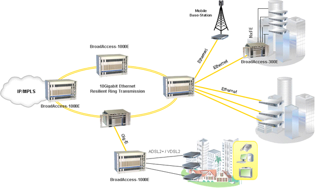 Advanced IP NGN/ MPLS, Carrier Ethernet and Packet Core Networks